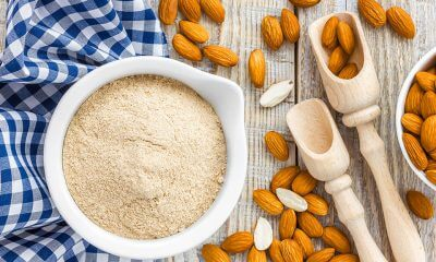 almond flour nutrition