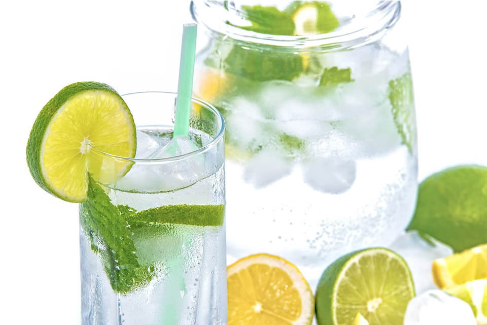 Hydration is one of the best benefits of drinking lemon water.