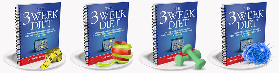 3 week diet review positive