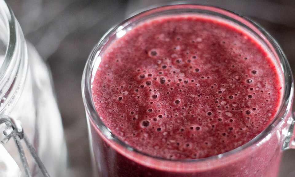 Stawberry smoothie recipe